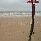 Gorleston Beach, Norfolk, UK by TeresaMiddleton