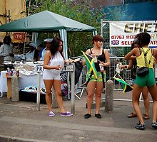 Jamaican Colours by Melissa Fuller