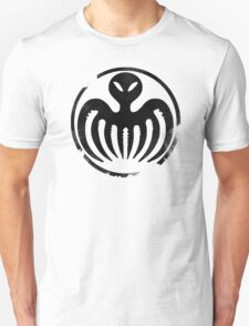 SPECTRE (Black) Unisex T-Shirt