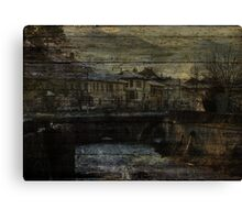 Dance of the Vampires Canvas Print