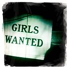 Girls Wanted by Cheryl Vorhis