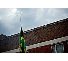 Jamaican Pride Photographic Print
