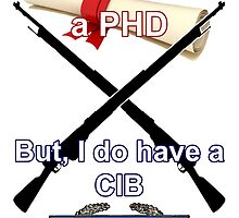 I do not have a PHD... by Buckwhite