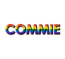 Rainbow Commie by Danny Perrier