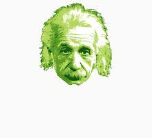 Albert Einstein - Theoretical Physicist - Green Unisex T-Shirt