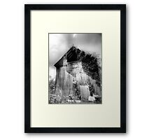 Beautiful Old Barn Framed Print
