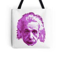 Albert Einstein - Theoretical Physicist - Pink Tote Bag