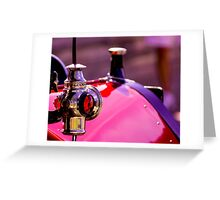 Accent Lighting Greeting Card
