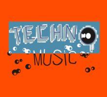 Techno Music by BertaFavs