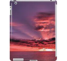 Caribbean Sunset #? iPad Case/Skin