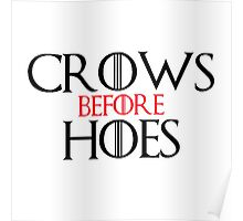 Crows Before Heos Poster