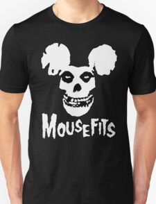 I Want Your Cheese! Mousefits Logo T-Shirt