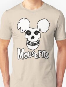 I Want Your Cheese! Mousefits Logo Unisex T-Shirt