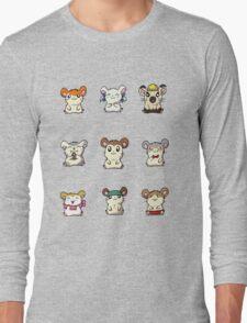 Ham-Hams Long Sleeve T-Shirt