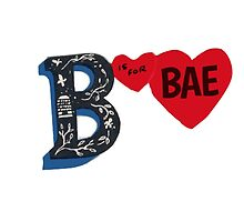 B is for BAE by Boogiemonst