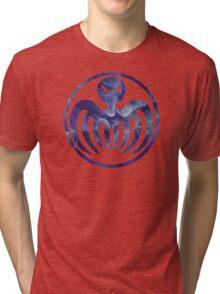 SPECTRE (Blue) Tri-blend T-Shirt