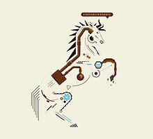 Horse by UniqSchweick12