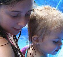 4Th of July Swim fun  by KDskier