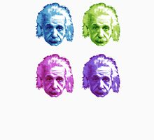 Albert Einstein - Theoretical Physicist - Rainbow Unisex T-Shirt
