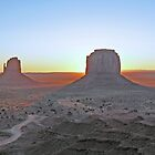 Navajo Sunrise by Graeme  Hyde