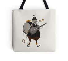 One Man Band Machine Tote Bag