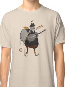 One Man Band Machine Classic T-Shirt