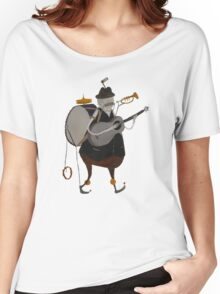 One Man Band Machine Women's Relaxed Fit T-Shirt
