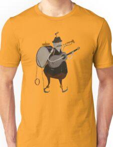One Man Band Machine Unisex T-Shirt