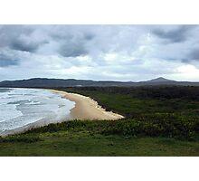 Moonee Beach Photographic Print