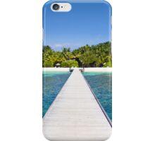 Velidhu Atoll, The Maldives iPhone Case/Skin