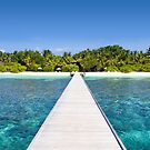 Velidhu Atoll, The Maldives by Bruno Beach