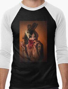 Run, Rabbit Run Men's Baseball ¾ T-Shirt