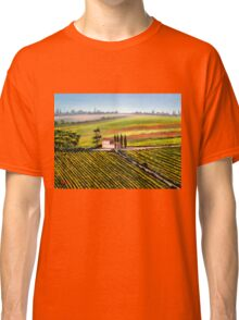 Tuscany - Vineyards Classic T-Shirt