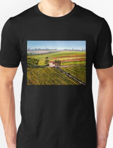 Tuscany - Vineyards T-Shirt