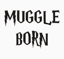 Muggle Born by krishnef