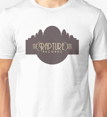 BioShock – Rapture Records Logo Unisex T-Shirt