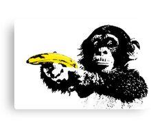 Bad Monkey Canvas Print