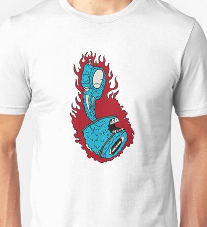 Screaming Piston  Unisex T-Shirt