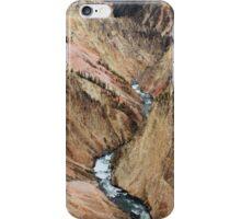 Yellowstone Canyon iPhone Case/Skin