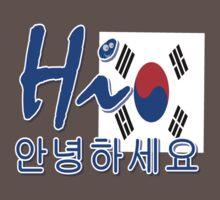HI S.KOREA Kids Clothes