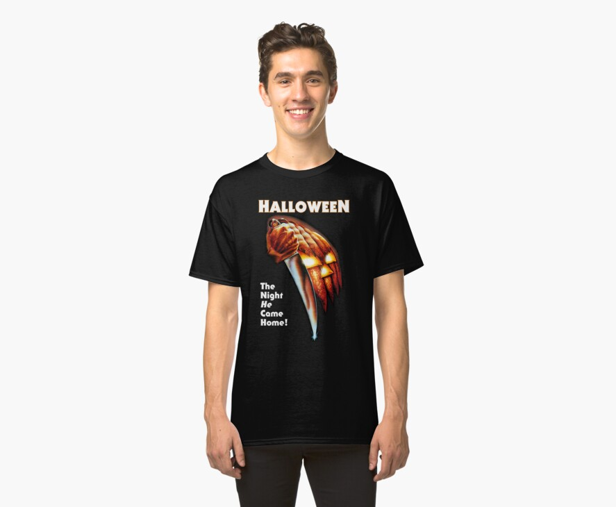 Halloween Movie T-shirt for Men or Women