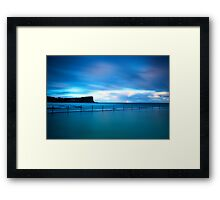 Avalon Rainbow Framed Print