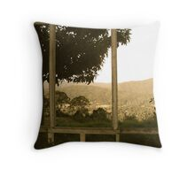 Inside The Outside Throw Pillow