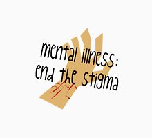 Mental Illness: End the Stigma #2 Unisex T-Shirt