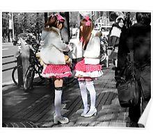 Pinkies Poster