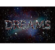 Broken Dreams Photographic Print