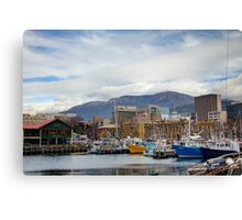 Hobart Harbour Canvas Print