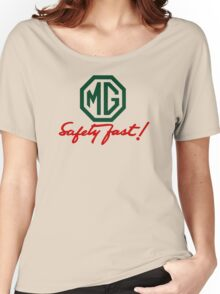 MG Safety Fast Women's Relaxed Fit T-Shirt