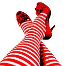 The Red Shoes by PeopleInMyHead