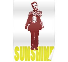 SIMPLY WALKEN ON SUNSHINE Poster